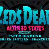 Zeds Dead Tour 2013