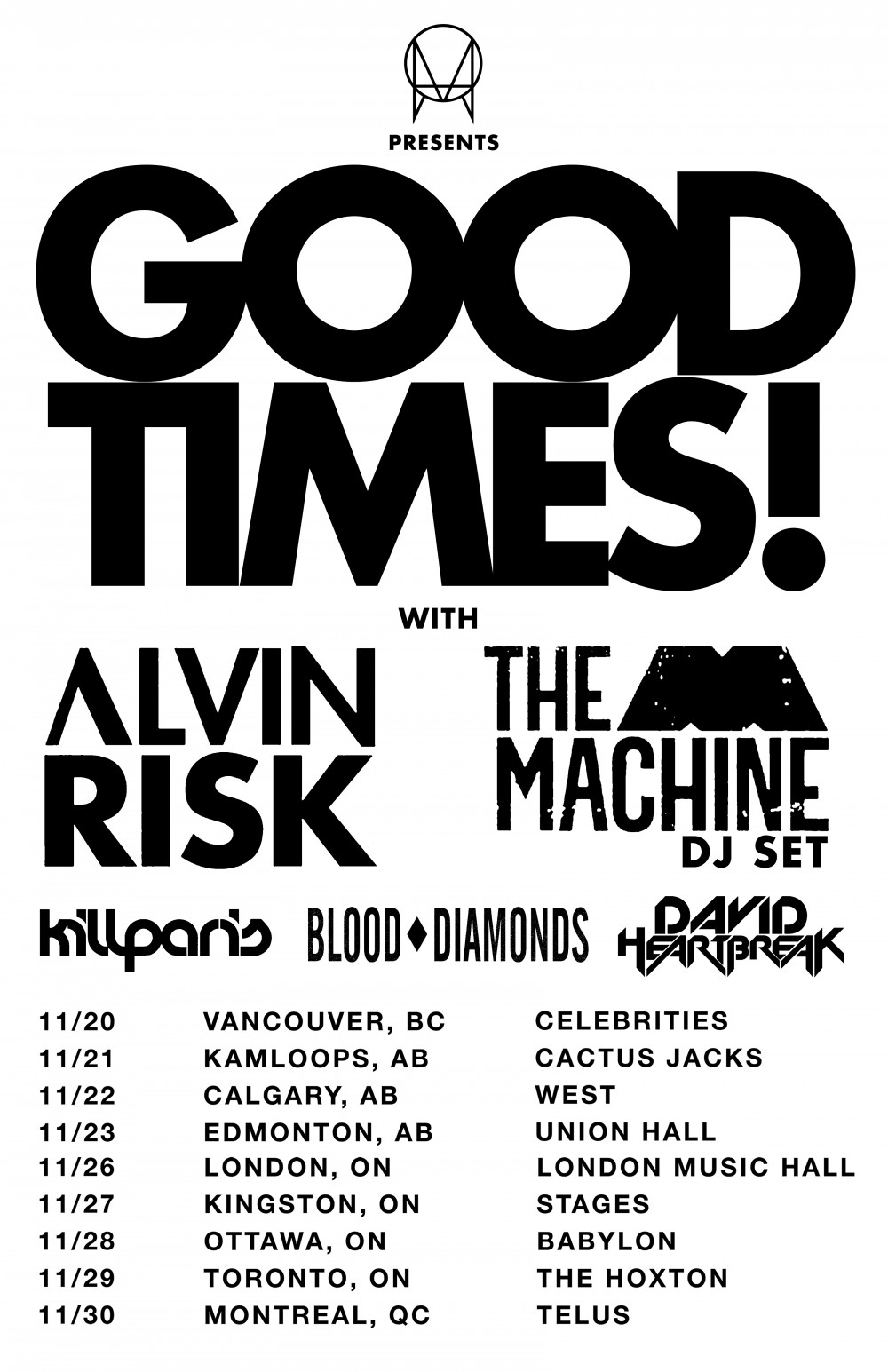 OWSLA Presents Good Times Tour