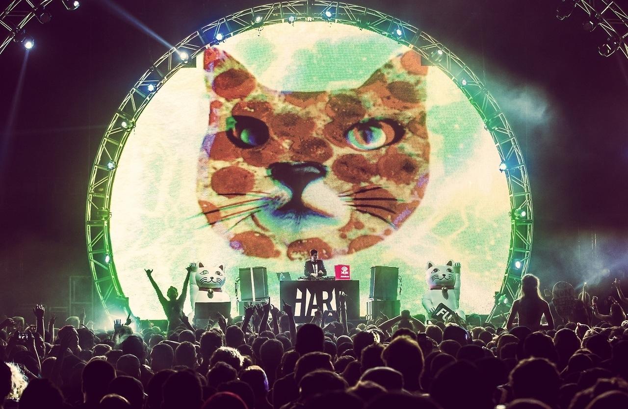 Top 5 Live Sets of 2013
