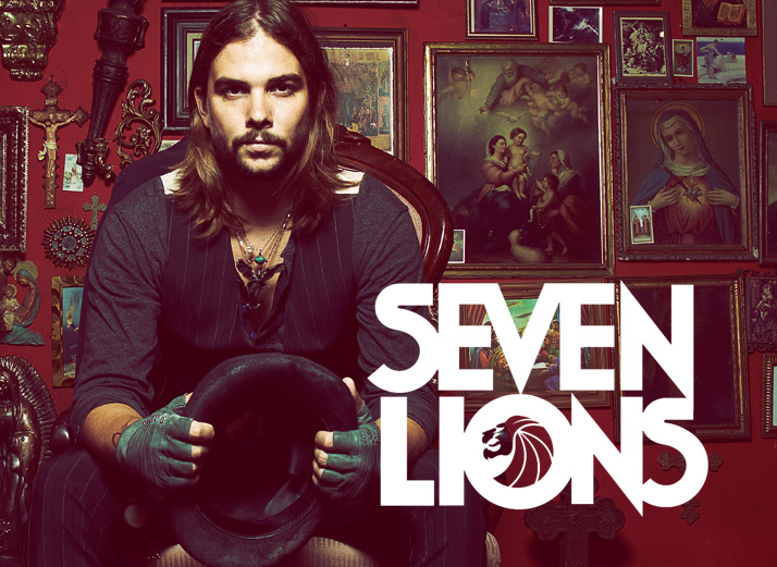 Seven Lions - Serpent Of Old