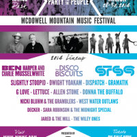 McDowell Mountain Music Festival 2014