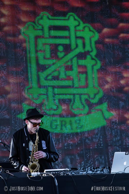 Griz True Music Festival 2013