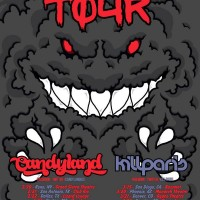 Killer Fro Tour Dates