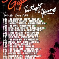 Big Gigantic Tour - The Night Is Young