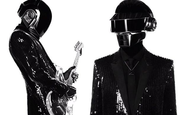 Daft Punk Jay Z Collaboration