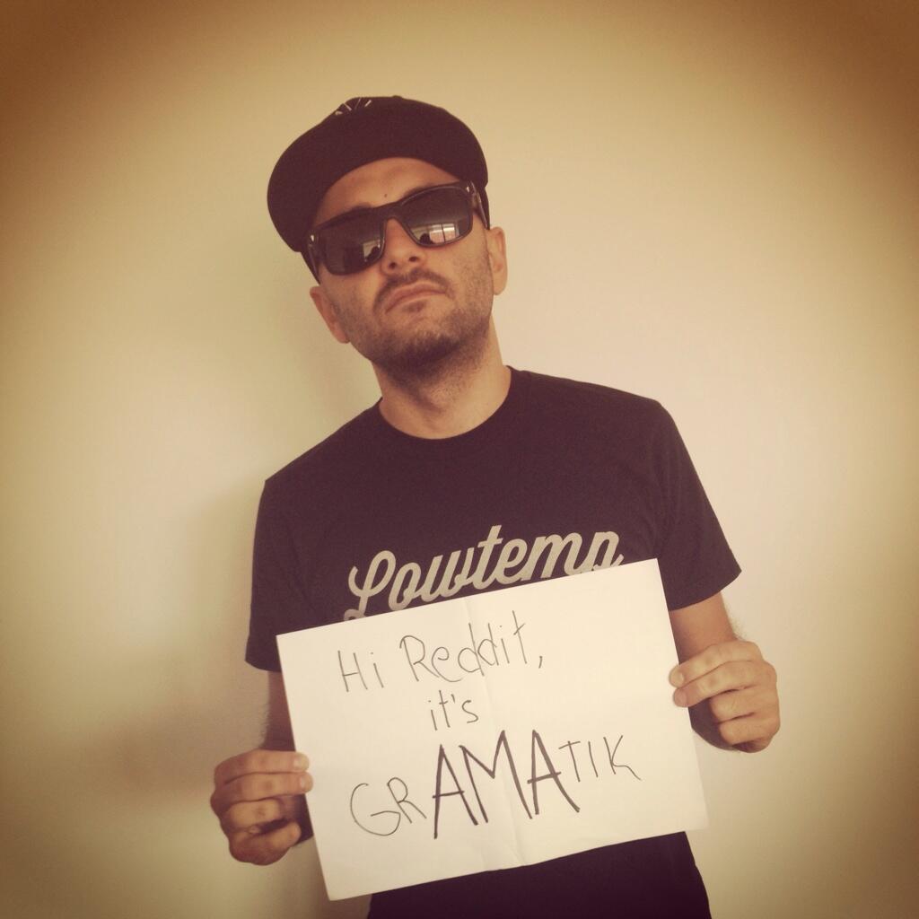 Gramatik-AMA