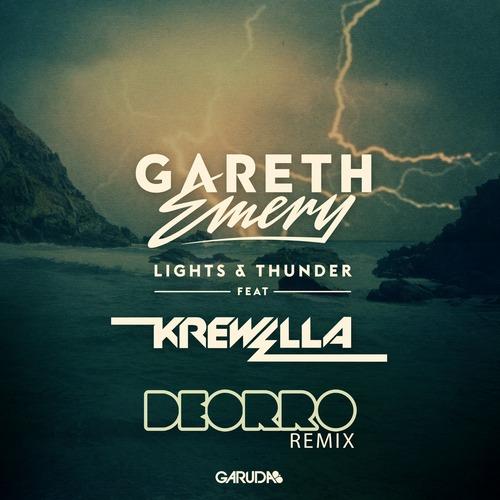 Gareth Emery Feat. Krewella - Lights & Thunder (Deorro Remix)