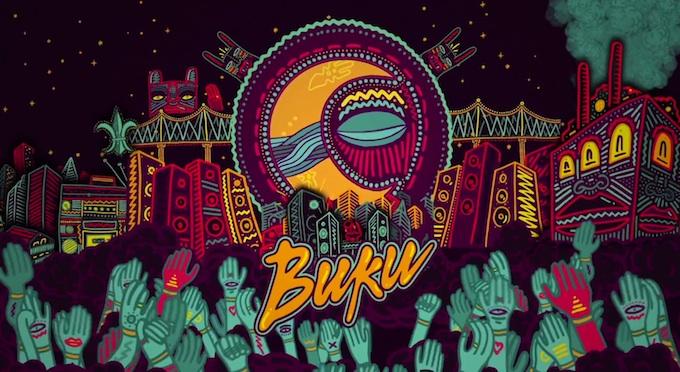 Resultado de imagen de BUKU MUSIC & ART FESTIVAL NUEVA ORLEANS