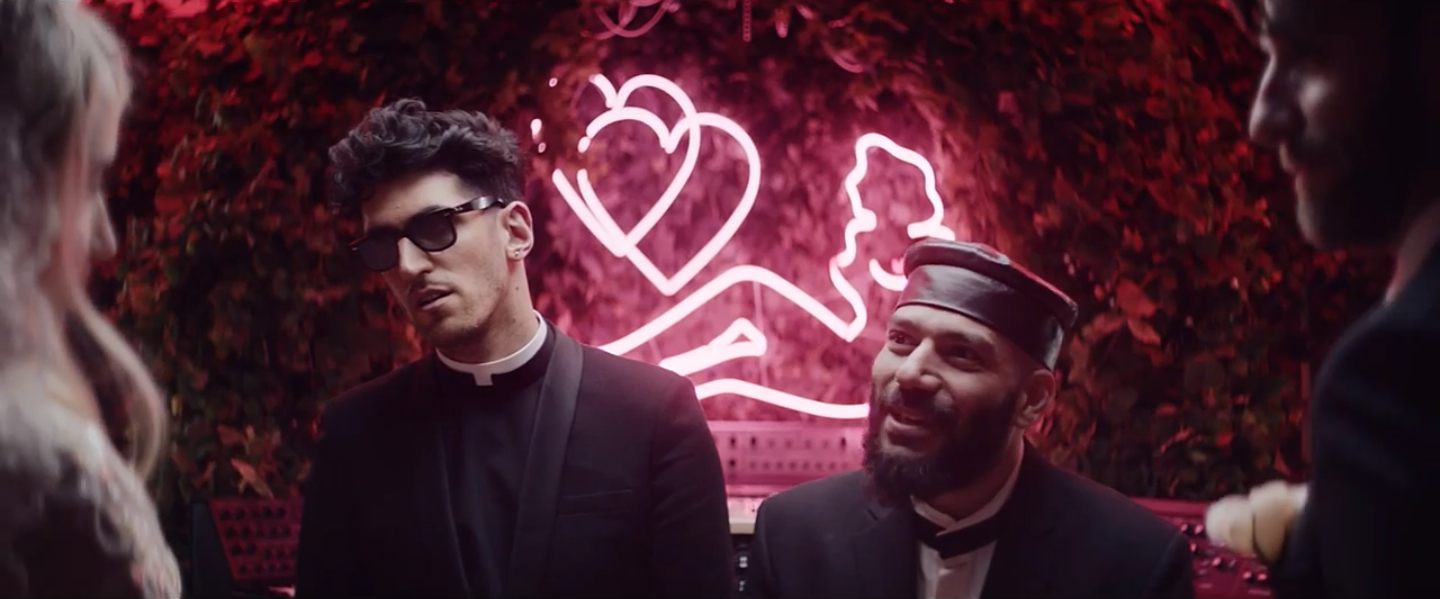 chromeo jealous I ain't with it music video
