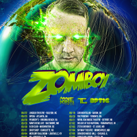 Zomboy Outbreak Tour Dates Tickets