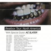 Jack Beats Beatbox Tour