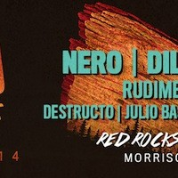 HARD Red Rocks 2014 lineup, tickets, VIP