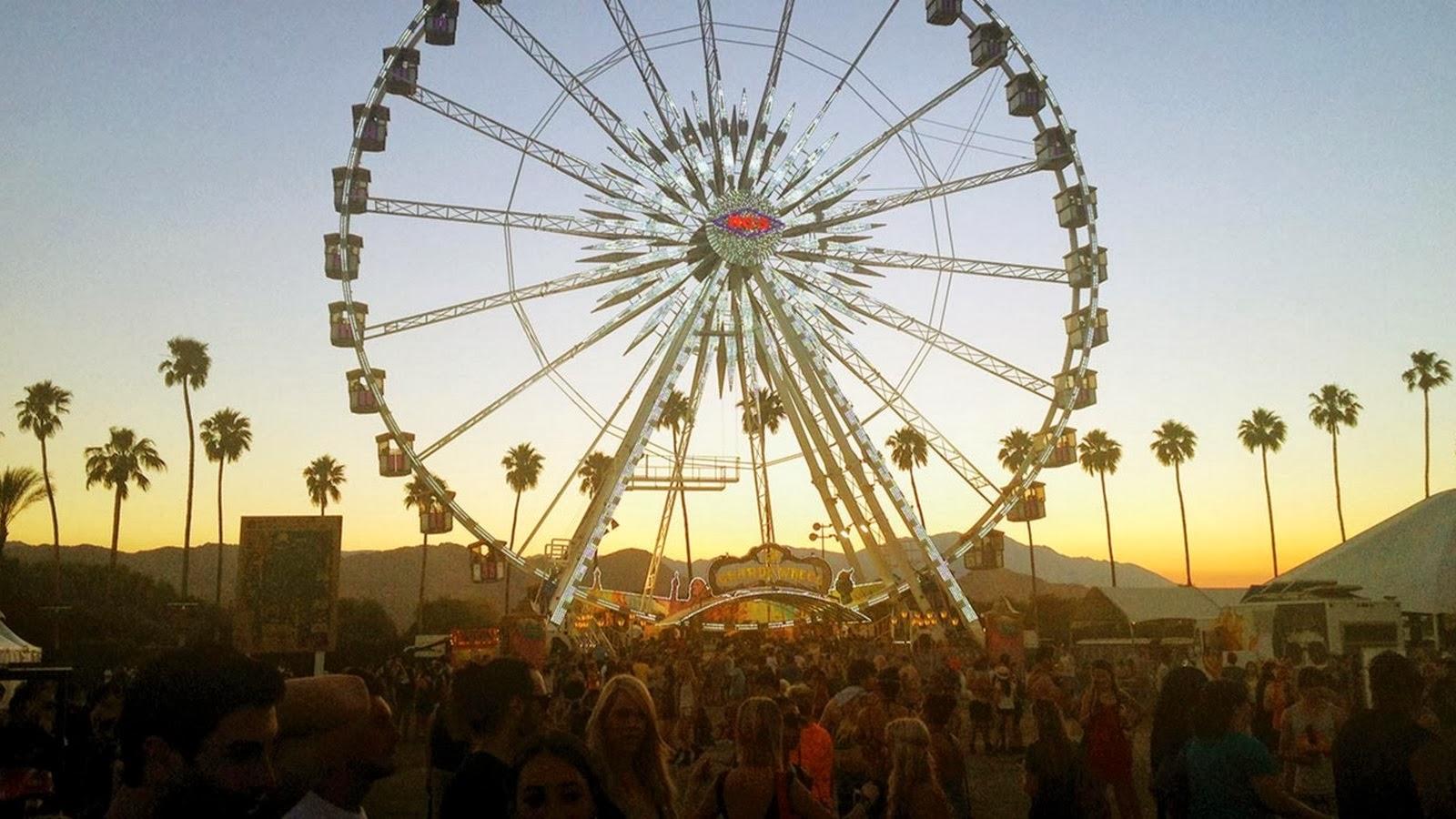 Coachella 2014 Live Stream Schedule