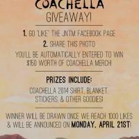 Coachella Merchandise