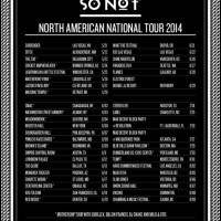 What So Not Tour Dates 2014