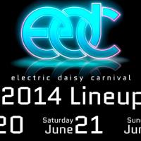 EDC Las Vegas 2014 Compmlete Lineup