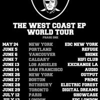 Destructo West Coast EP World Tour