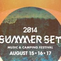 Summer Set 2014 Lineup