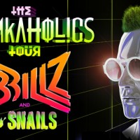 Snails Brillz Twonkoholic Tour 2014