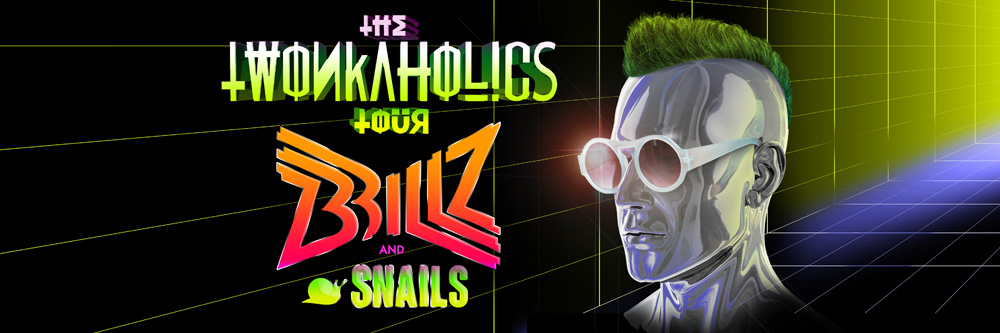 Snails Brillz Twonkoholic Tour 2014